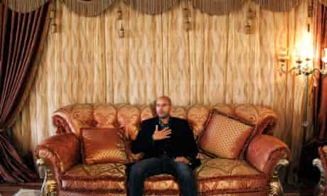 Saif al-Islam Gaddafi and links to British establishment