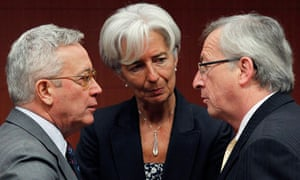 Finance ministers have agreed on a bailout for Portugal, the third rescue of a eurozone country