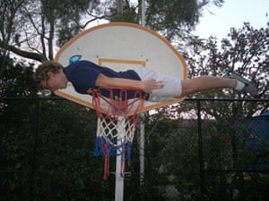 Planking: Planking in California