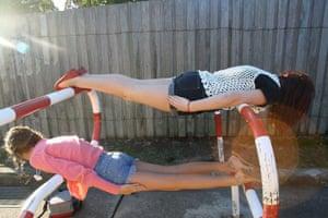 Planking: Planking in Michigan