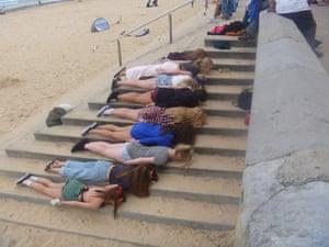 Planking: Planking in Spain