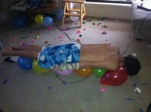 Planking: Planking in Wisconsin