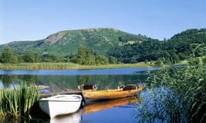 Lake Grasmere, Cumbria
