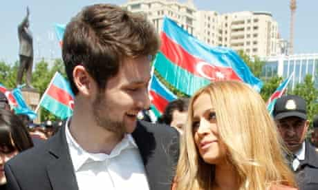 Azerbaijan's Eurovision Song Contest winners