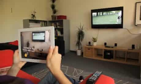Metaio AR TV