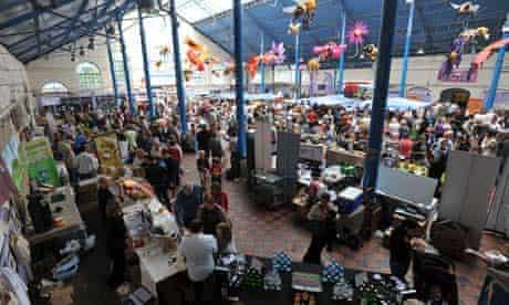 The Market Hall, Abergavenny