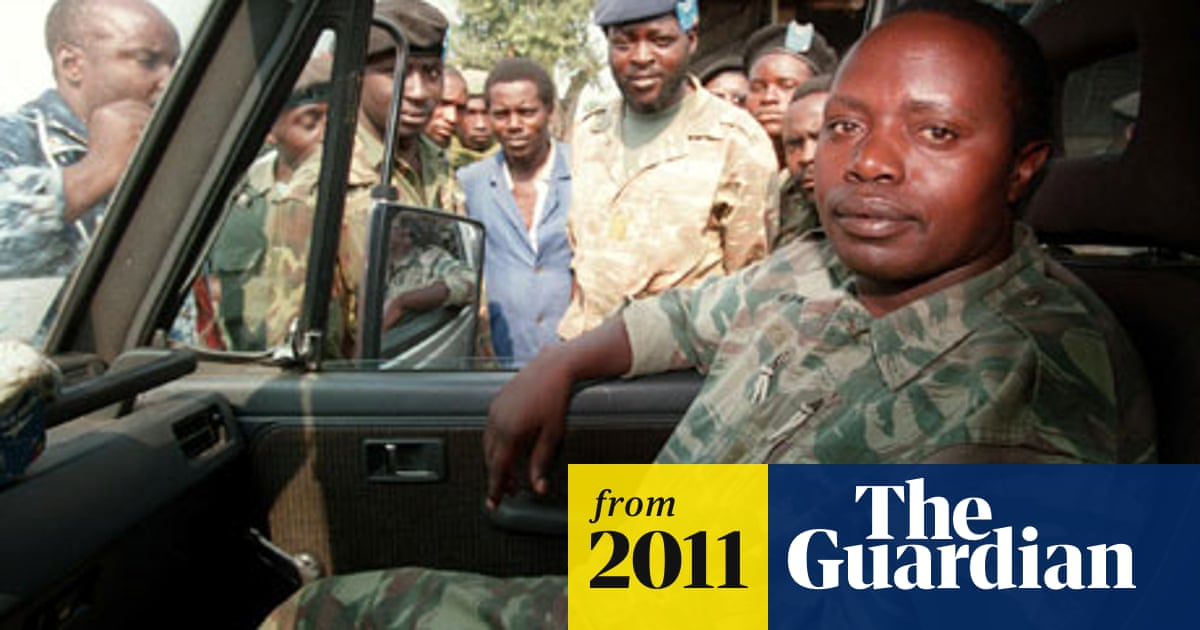 Rwanda genocide: former army head Augustin Bizimungu jailed
