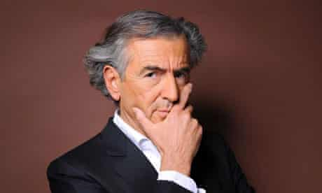 Bernard-Henri Levy Bernard-Henri Levy Bernard-Henri Levy