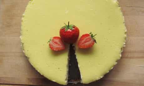 Felicity's perfect cheesecake