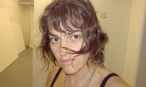 Tracey Emin self-portrait
