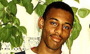 Stephen Lawrence, who was murdered in 1993 aged 18.