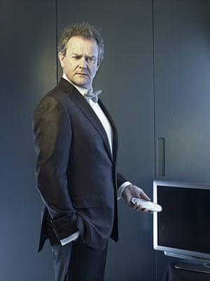 BAFTAS: Hugh Bonneville