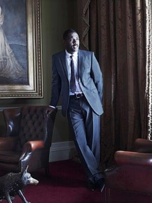 BAFTA: Idris Elba