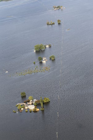 Mississippi floods: Rising Rivers And Tributaries Continue To Flood