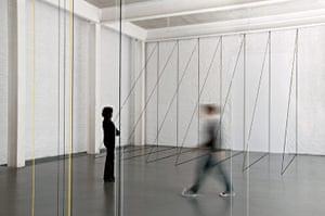 Exhibitionist2105: Fred Sandback