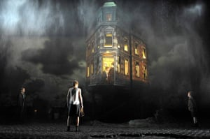 Stage Designs: An Inspector Calls, 1992
