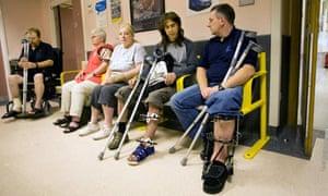 NHS waiting list