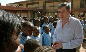 Gordon Brown IMF leadership