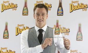 John Terry wins 'Dad of the Year'