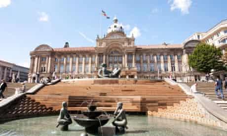 Birmingham city council office