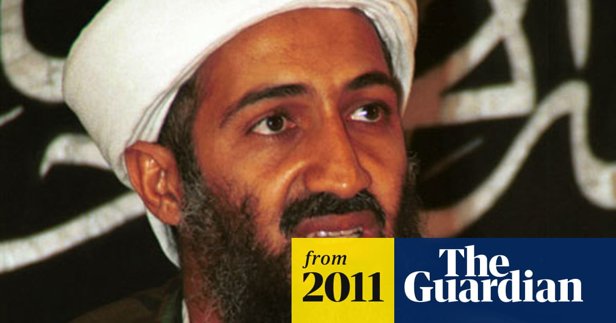 Osama bin Laden: it took years to find him but just minutes