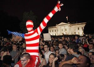 Bin Laden US reaction: President Obama Makes Statement At White House