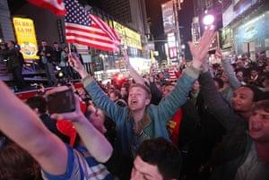 Bin Laden US reaction: New Yorkers React To Bin Ladens Death