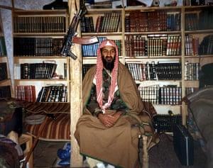 Osama bin Laden: Pre 2001: Saudi dissident Osama bin Laden