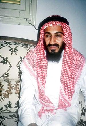 Osama bin Laden: 1985: Osama Bin Laden in Afghanistan