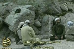 Osama bin Laden: 2006: A video shows al-Qaida leader Osama bin Laden
