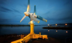 Britain's tidal and wave power could be worth £76bn by 2050, says the Carbon Trust