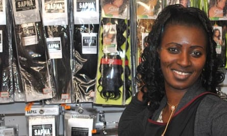 African hair cardiff