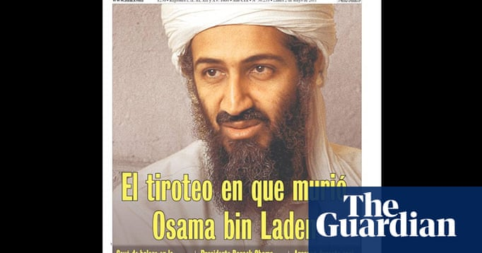 osama bin laden s death how the us papers reacted in