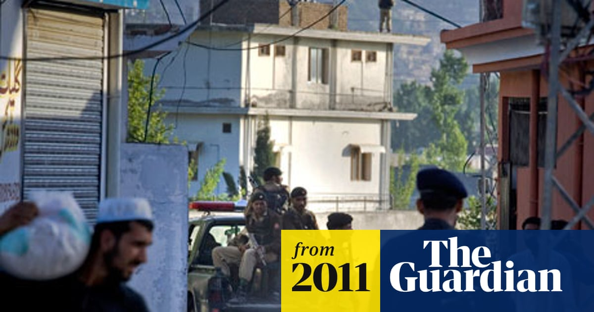 Close to Islamabad, hideout was only streets away from Pakistan's