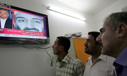 Baghdad residents