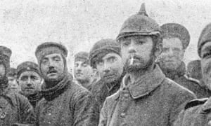 6 January 1915: Extraordinary unofficial armistice in the trenches   From the Guardian   The ...