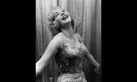 (FILE PHOTO) Singer Kathy Kirby Dies At 72