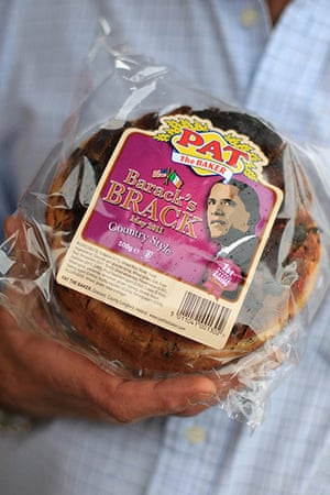 Moneygall: Brack Bread