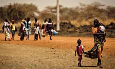 Abyei exodus in Sudan