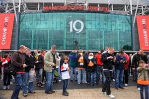 sport: Man Utd v Blackpool