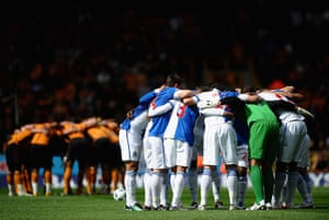 sport: Wolverhampton Wanderers v Blackburn Rovers - Premier League