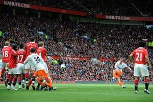 sport3: Man Utd v Blackpool