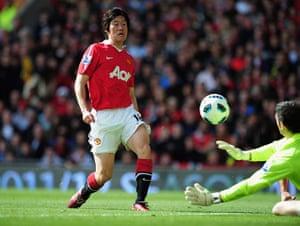 sport3: Manchester United v Blackpool - Premier League
