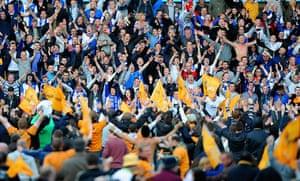 sport8: Wolverhampton Wanderers v Blackburn Rovers - Premier League