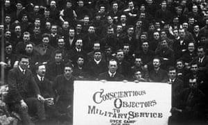 Conscientious Objectors HU036998