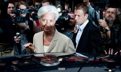 Christine Lagarde, who European governments want to take over at the IMF