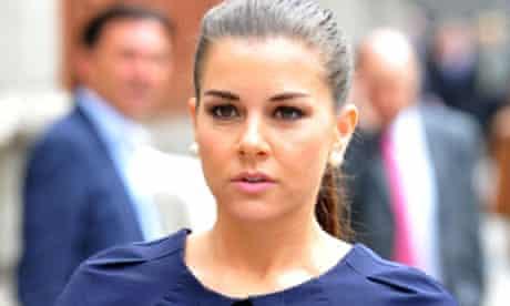 Twitter footballer superinjunction Imogen Thomas