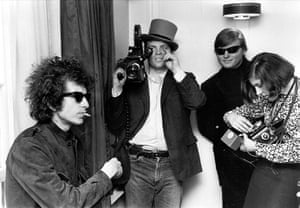 Bob Dylan at 70: Bob Dylan with D.A. Pennebaker
