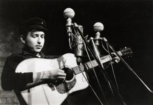 Bob Dylan at 70: Dylan At The Bitter End 1961