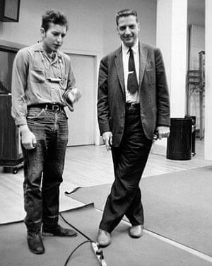 Bob Dylan at 70: Bob Dylan and  John Hammond